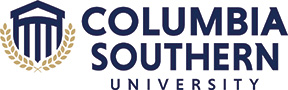 columbia southern university log