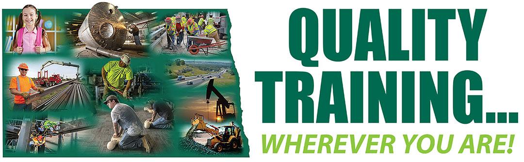 Quality Training...wherever you are